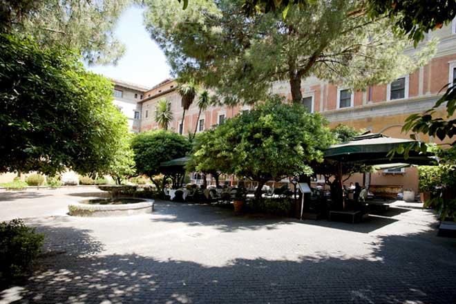 la veranda - italie - rome 3