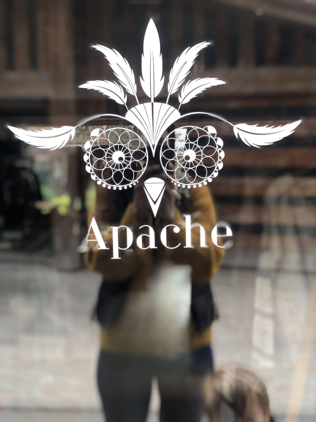 Apache - concept store - megeve - France - 1