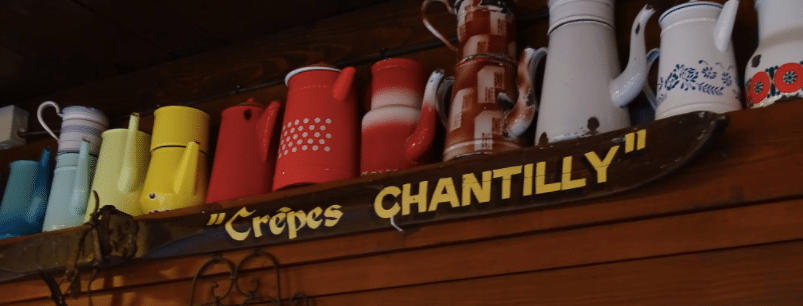 Chez olivia - creperie - megeve - france