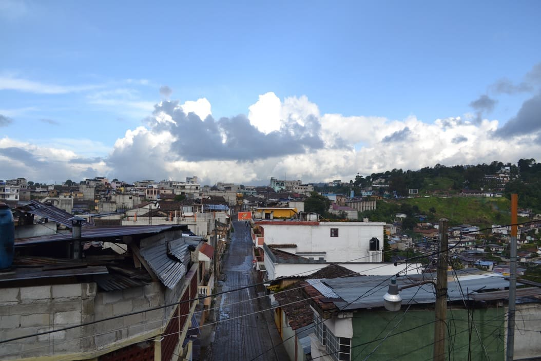 Chichicastenango - guatemala - marche 1