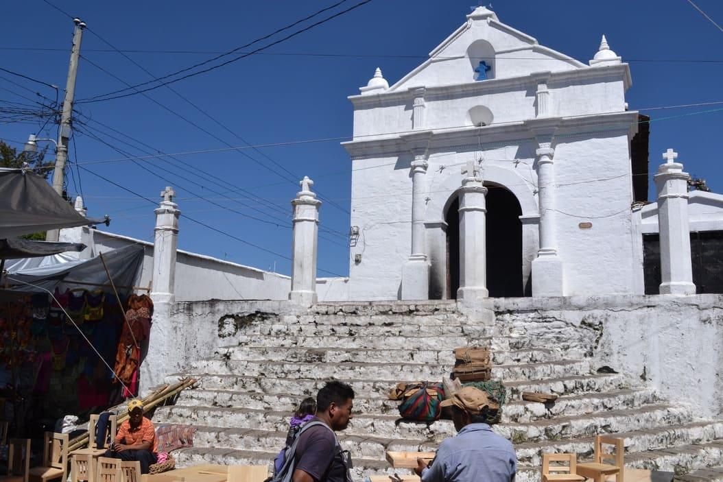 Chichicastenango - guatemala - marche 5