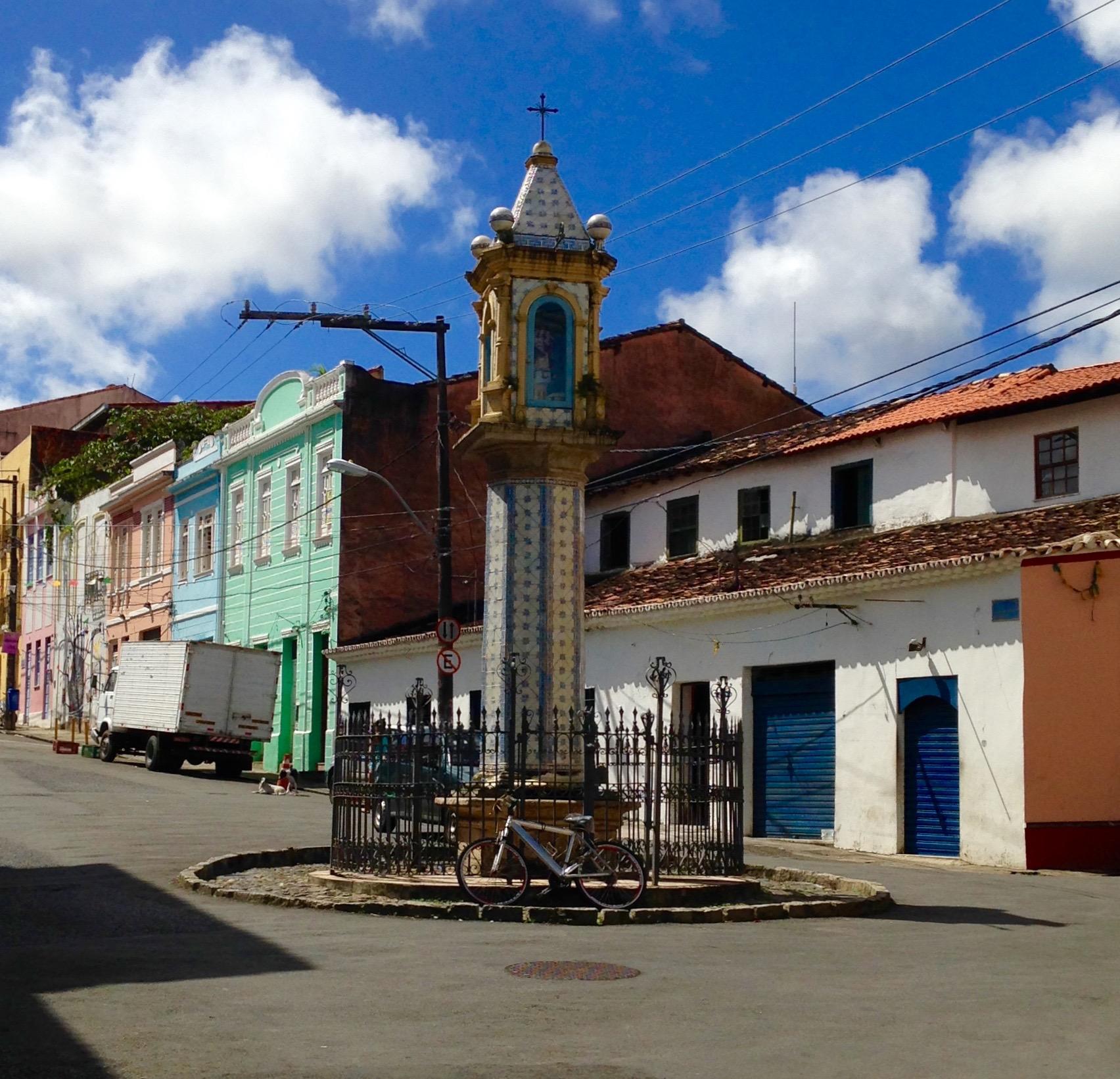 Le Pelourinho - Salvador de Bahia - Bresil 1