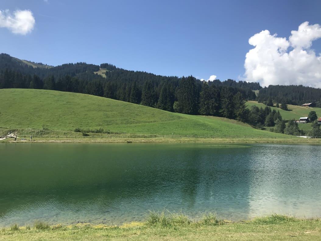Lac de Javen - Megeve - 8