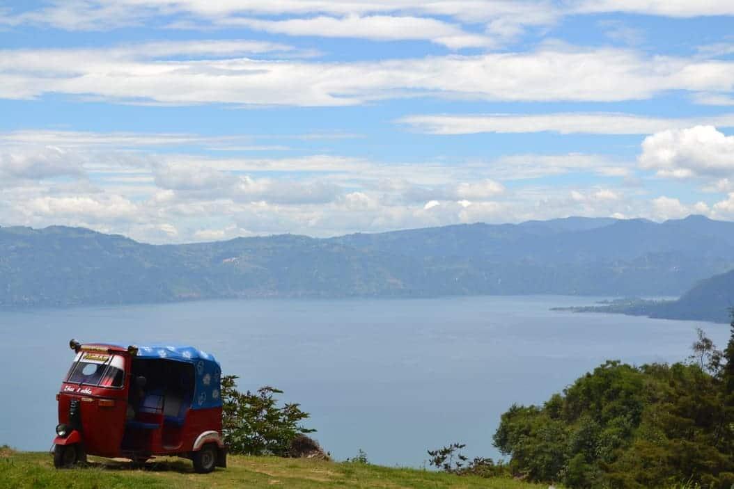 Lago Atitlan - Guatemala 6
