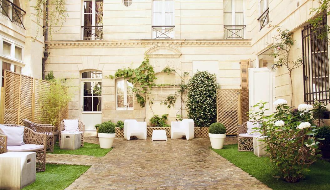 L'hôtel particulier - Bordeaux - image 9
