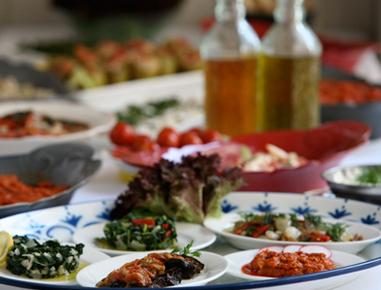 Mezze by lemon tree restaurant - istanbul - turquie 3