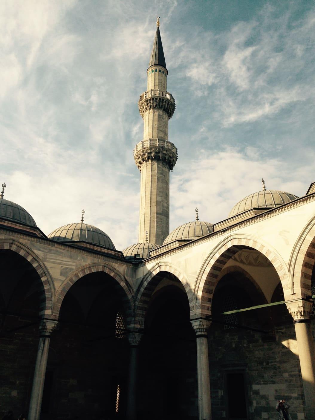 Mosquees - istanbul - turquie 7