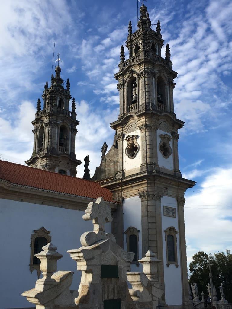 SANCTUAIRE DE NOSSA SENHORA DOS REMEDIOS - lamengo - portuga 2