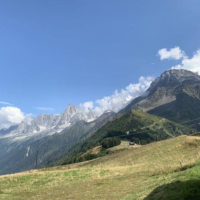 Tramway du Mont Blanc 7 - Saint Gervais - France