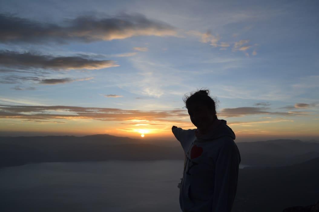 Volcan San Pedro - Lago Atitlan - Guatemala 11