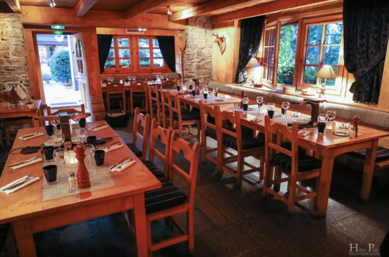 alpage restaurant - megeve - france - 1