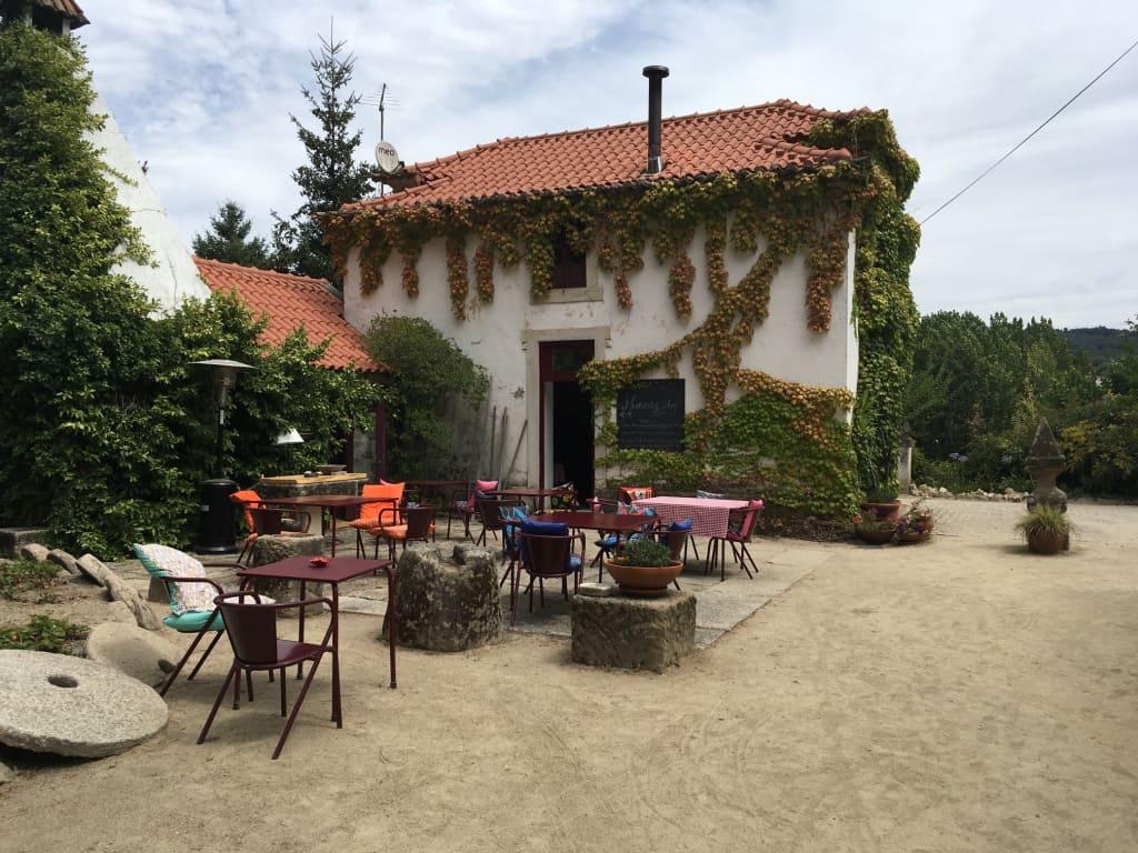 casa agricola da levada - villa real - portugal