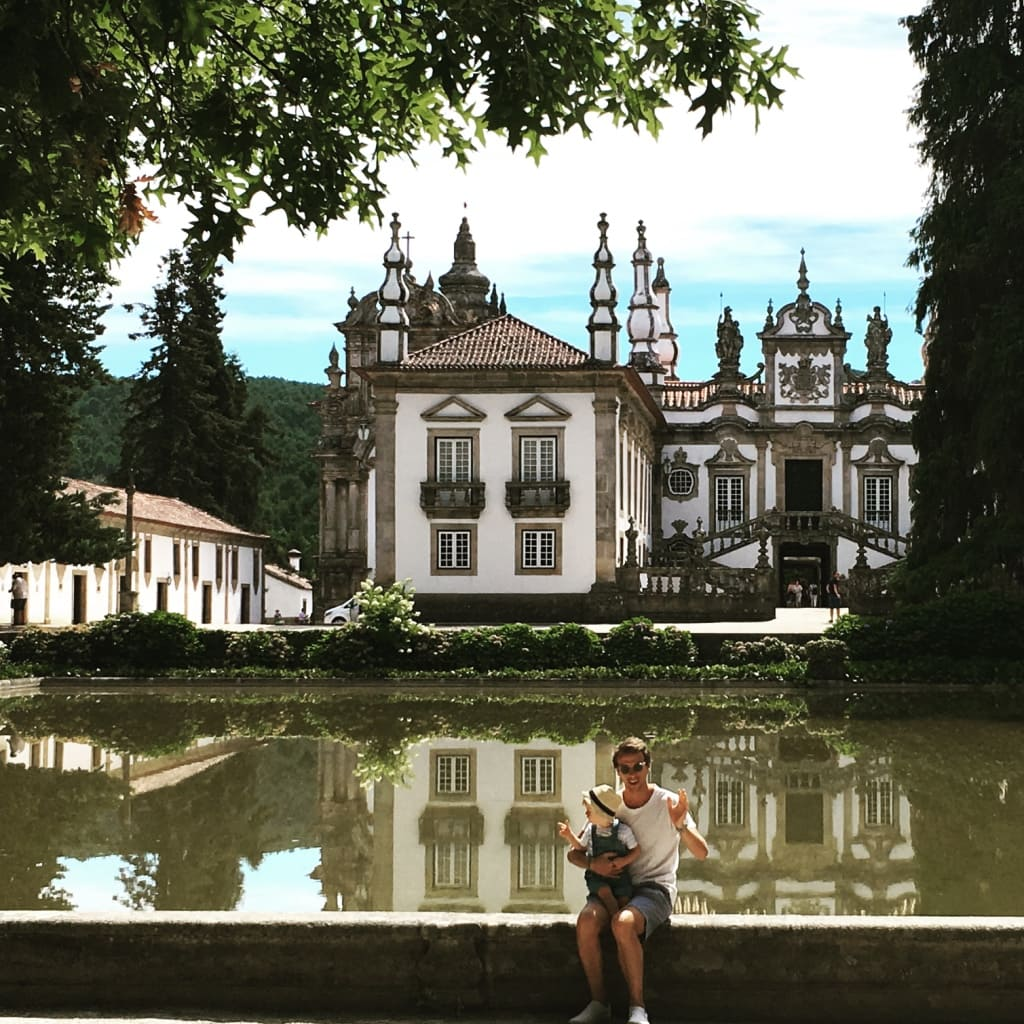 casa de mateus - villa real - portuga 3