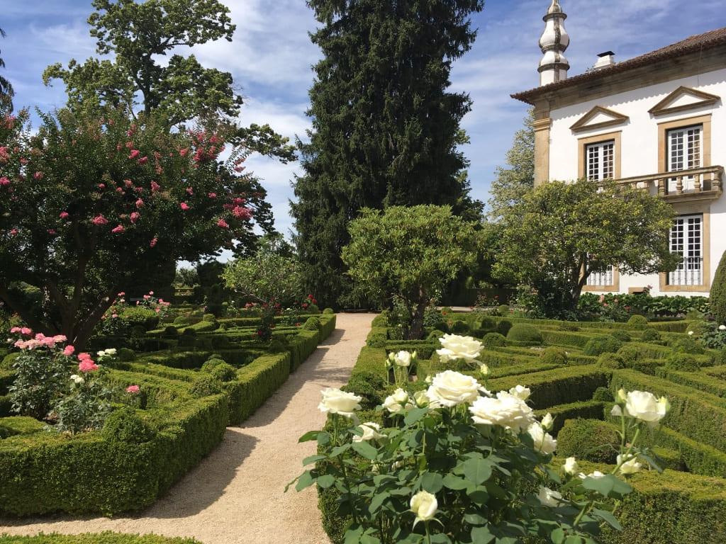 casa de mateus - villa real - portugal