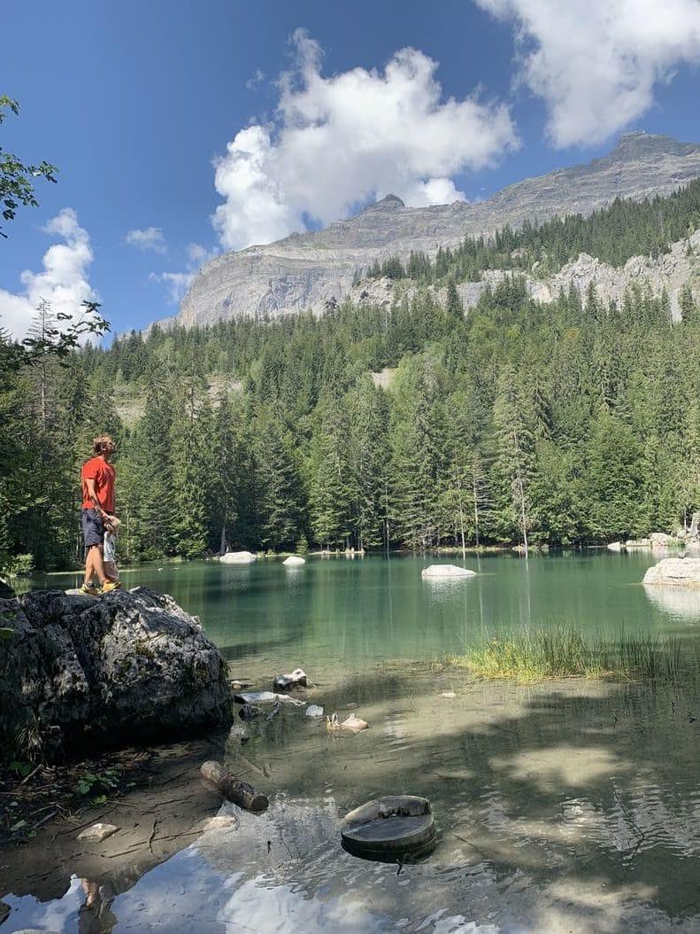 lac vert - passy - haute savoie - france - 4