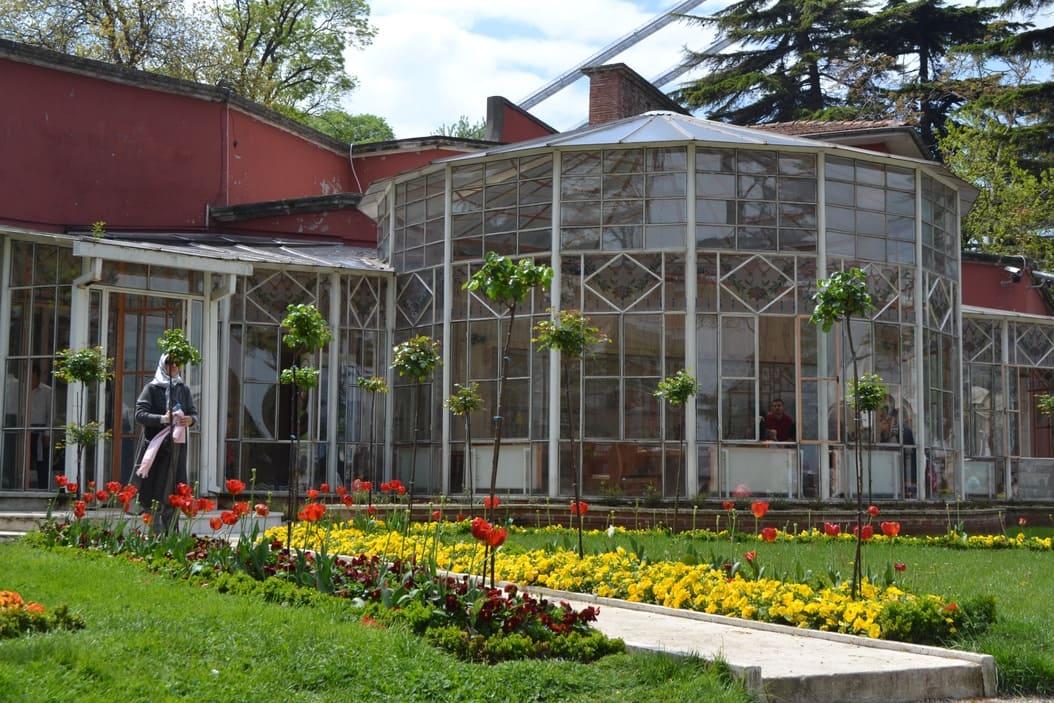palais beylerbeyi - istanbul - turquie 5