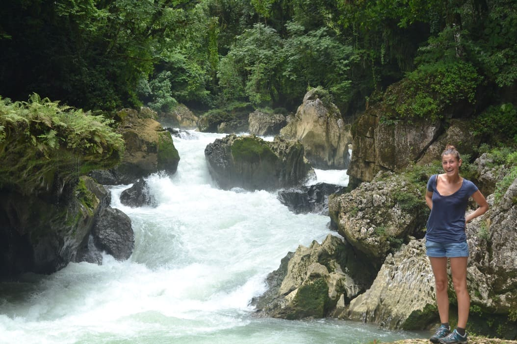 semuc champey - lanquin - guatemala 4