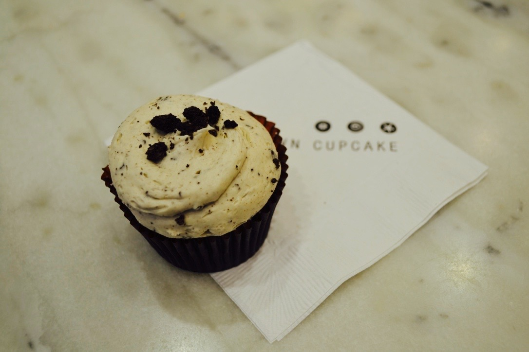 GEORGETOWN CUP CAKE - NEW YORK