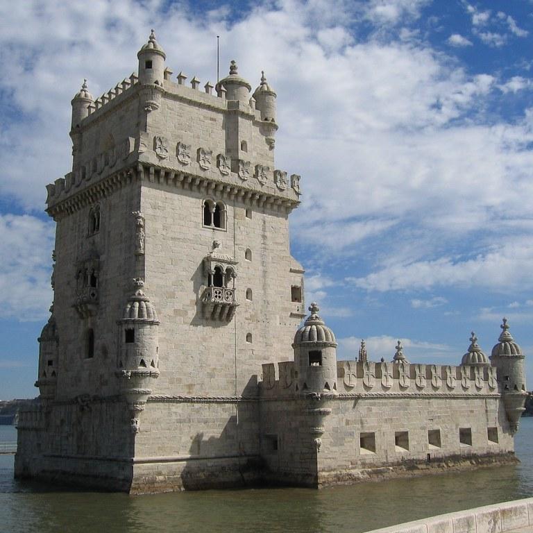 torre de belem - lisbonne - portugal