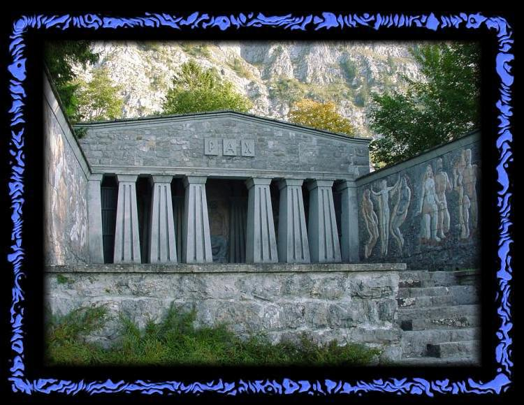 Wahlenstadt Paxmal Temple