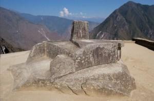 Machu Picchu - Intihuatana