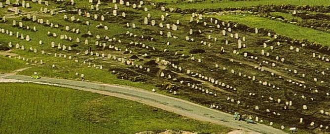Carnac Megalithanlage