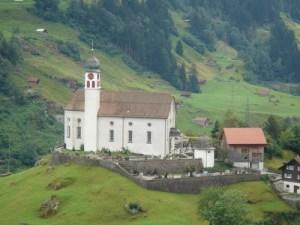 Kirche von Wassen
