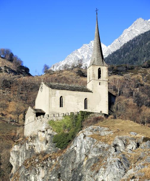 Kirchen von Raron