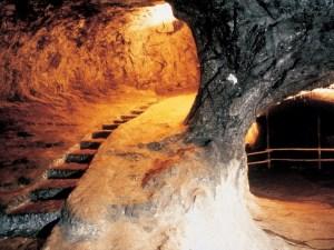 Salzbergwerk Bex Minen