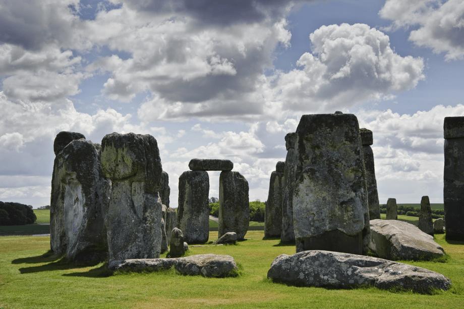 Stonehenge Megalithen