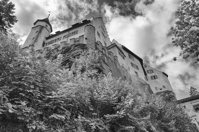 Schloss Lenzburg Kanton Aargau