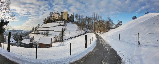 Schloss Lenzburg - Lenzburg - AG
