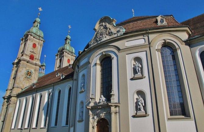 Stiftskirche St.Gallen