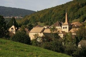 Das älteste Kloster der Schweiz - Romainmôtier