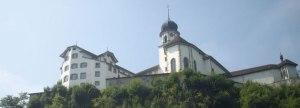 Kloster Werthenstein am Jakobsweg