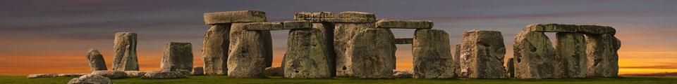 Keltischer Kraftort Stonehenge England