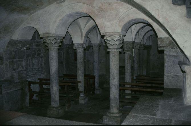 Giornico Unterkirche San Nicolao