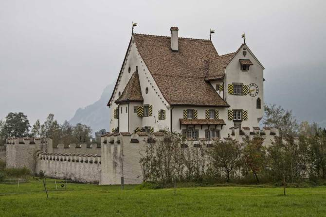 A Pro mit Schlossrestaurant