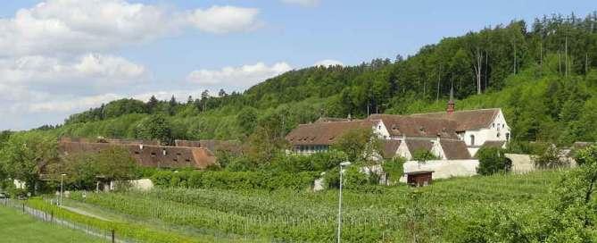 Kartause Ittingen - Bild von By own work (Eigenes Werk), via Wikimedia Commons