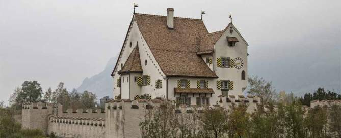 Schloss A Pro in Seedorf, Kanton Uri