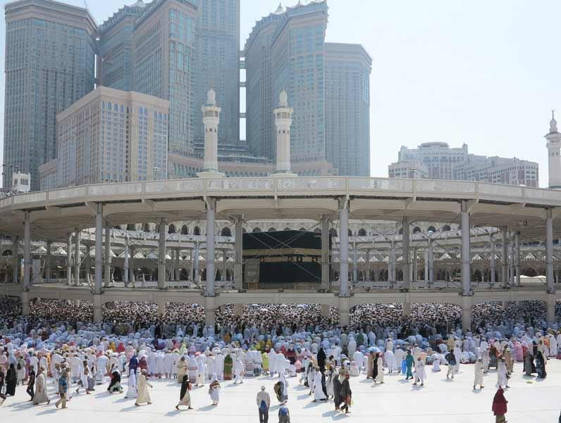 Die Kaaba in Mekka - Ein starker Kraftort