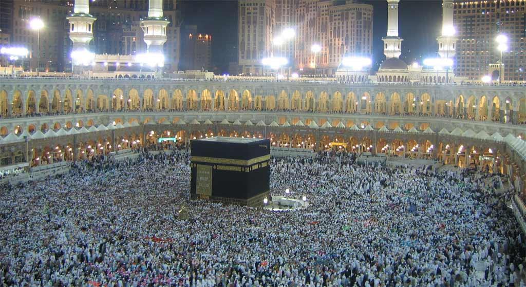 Kaaba in Mekka - Saudi Arabien