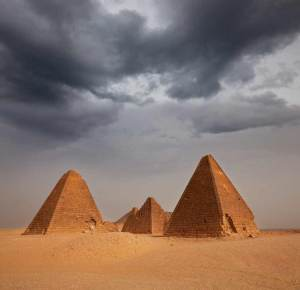 Meroe im Sudan