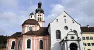 Kloster und Kapelle Fischingen Thurgau