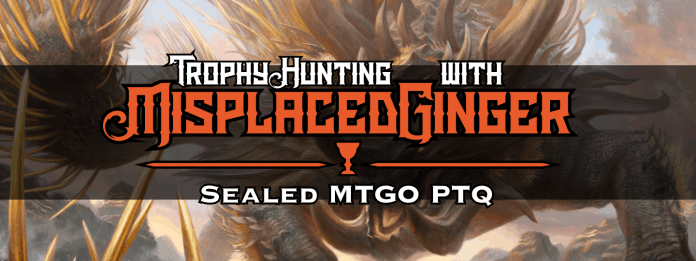 Derek MisplacedGinger Pite Made The Finals Of MTGO PTQ This Past Weekend Take A Look At His Journey Through Event