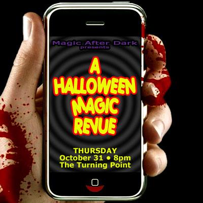 Halloween Magic Revue
