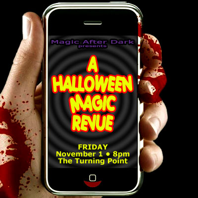 Halloween Magic Revue