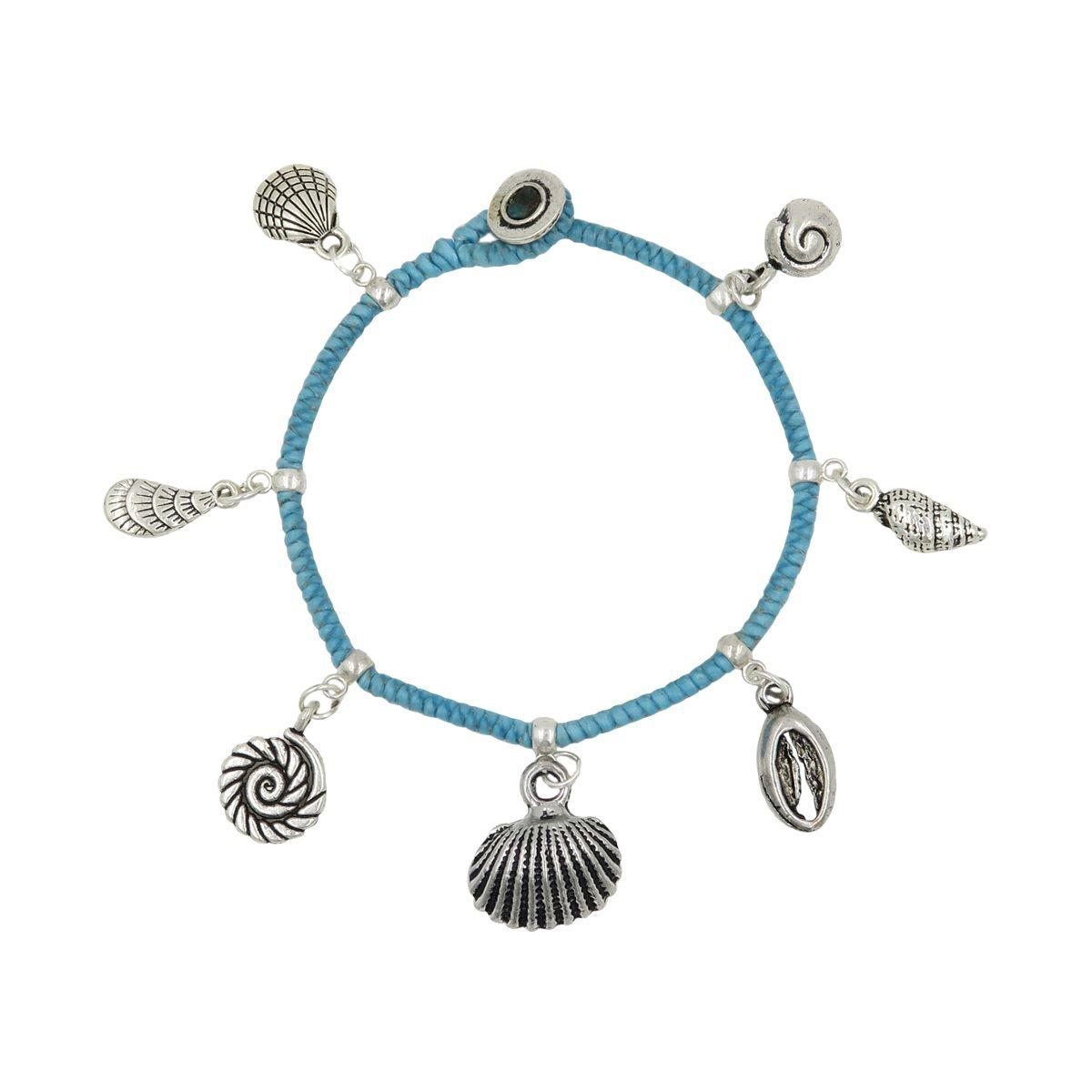 Shell Chariming Bracelet