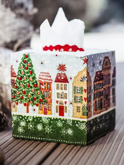 Chustecznik bożonarodzeniowy