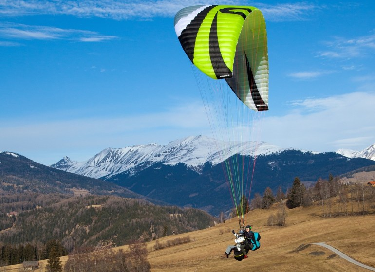 Image result for paragliding